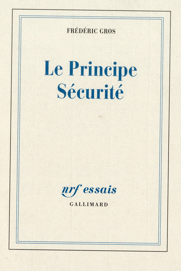 LE PRINCIPE SECURITE